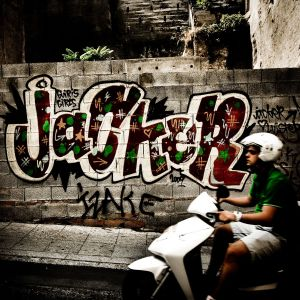 Graffiti Jacker